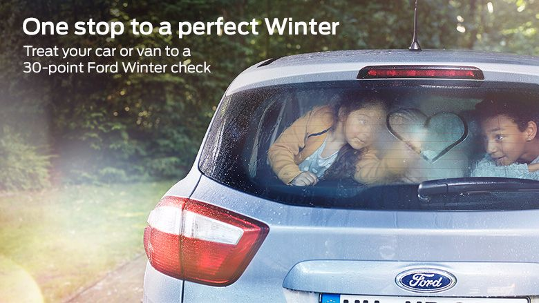 Ford Winter Check only £19.99