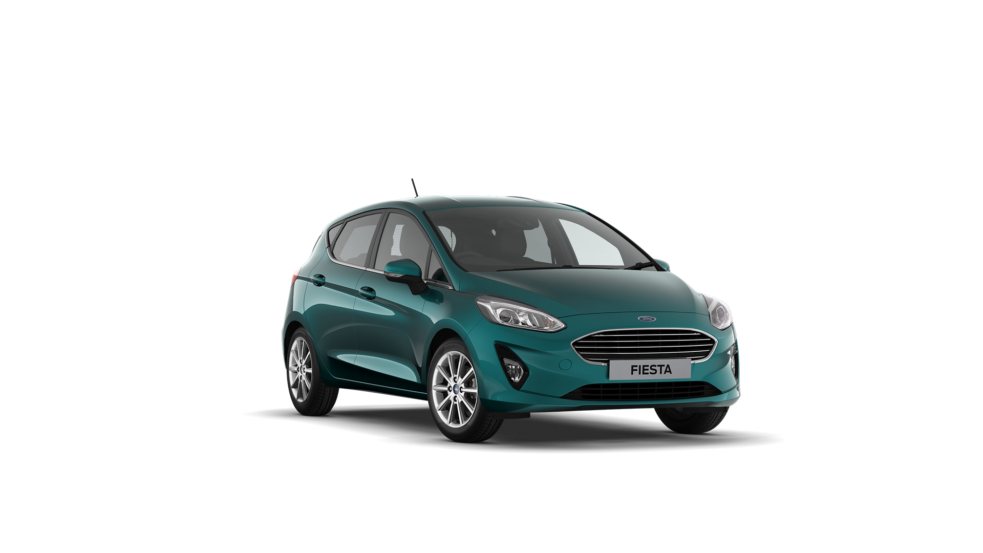 First All-New Fiesta Arrival!