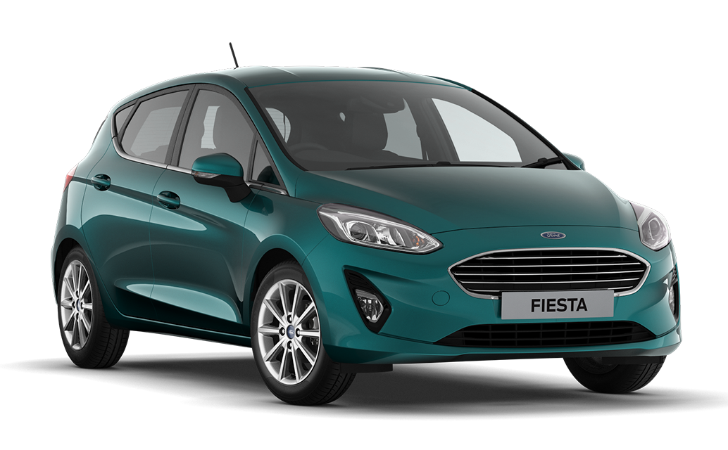 All-New Fiesta Demo
