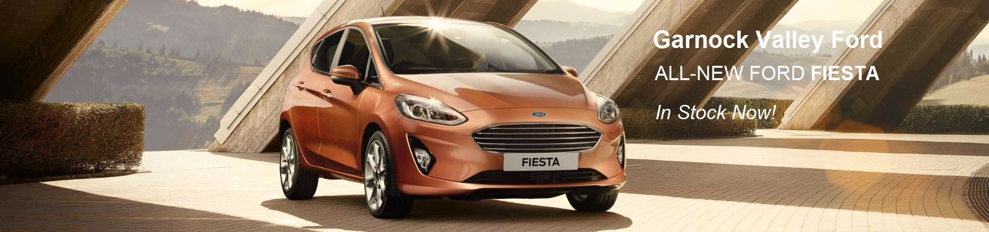 All New Fiesta Advert
