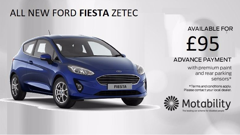 All-New Fiesta Zetec 1.0T Ecoboost 100PS