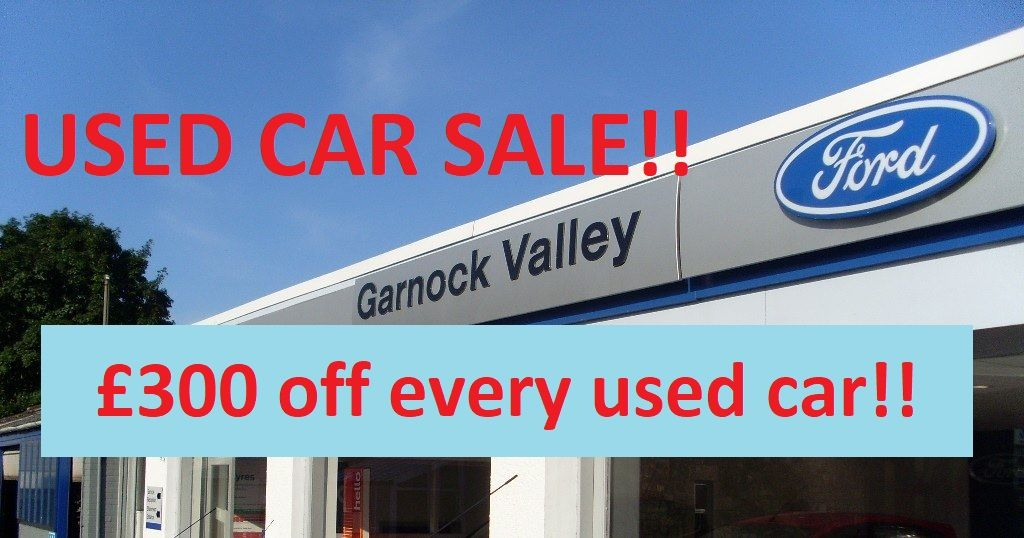 Used Car Sale!!!
